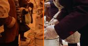 Без опреденного места: Кто такие бездомные и зачем их кормить