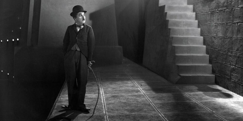 Маленький Бродяга Чарли Чаплина