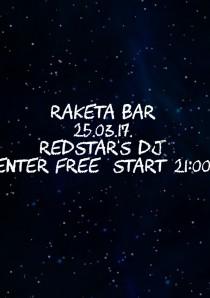 Redstar's Dj
