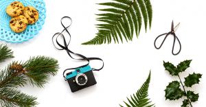 Топ 10 лайфхаков крутой мобильной фотографии: Как сделать идеальный Flat Lay