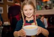 Новое занятие Детской Кулинарной школы Très Français
