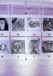 Лучшие дудл-рисунки со всей Украины