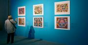 В Мистецькому Арсеналі открылся масштабный выставочный проект «Чисте мистецтво»