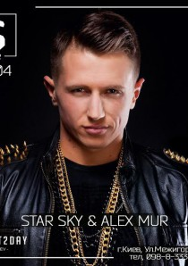 STAR SKY & Alex Mur на Межигорской