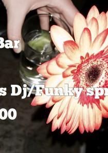 Redstar's Dj/Funky spring set