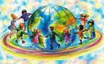 Дети мира – за мир