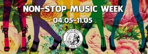 Во время Евровидения в Киеве пройдет неделя нон-стоп вечеринок