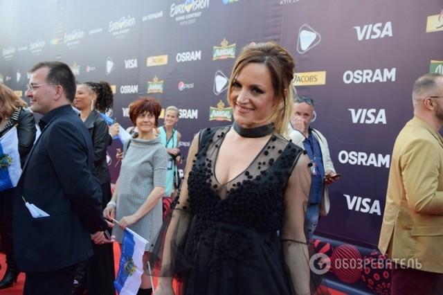 Представительница Сербии Тияна Богичевич Фото: Юрий Сомов
