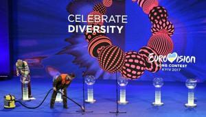 Самые яркие моменты Евровидения в гифках