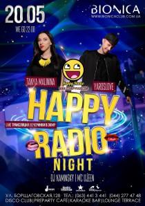 Happy Radio Night