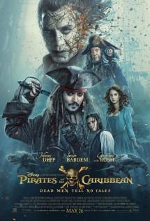 Пираты Карибского моря: Месть Салазара (На языке оригинала)