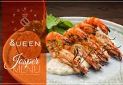 Josper menu в Queen
