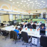 В Киеве появился крупнейший в стране инновационный центр для стартапов