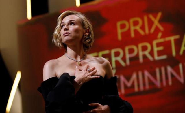 Лучшая актриса: Дайян Крюгер (фильм «Из ниоткуда»)