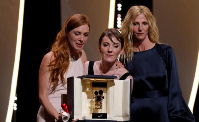 Приз «Золотая камера» получила француженка Леонор Серай за фильм «Молодая женщина»