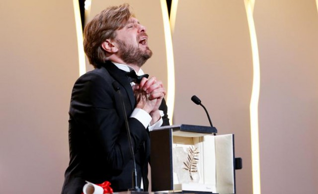 Абсолютным победителем стал фильм «Площадь» шведского режиссера Рубена Эстлунда