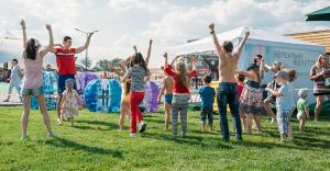 Неба хватит на всех: Sky Family Park открывает свой летний сезон