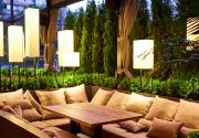 Открытые террасы лучших киевских ресторанов и кафе. Часть 1
