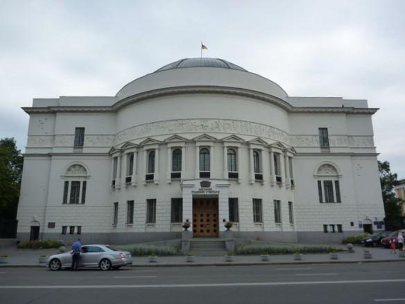 В Киеве капитально отреставрируют музей революции