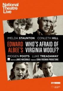 Кто боится Вирджинии Вулф? (Британский театр в кино)