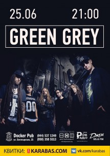 """Green Gray"" & ""Chris&Man"""