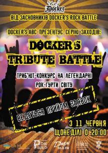 Docker's ABC Tribut Rock Battle