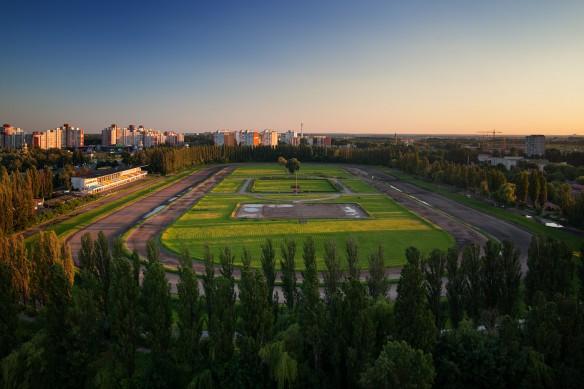 Киевский ипподром ожидает реставрация