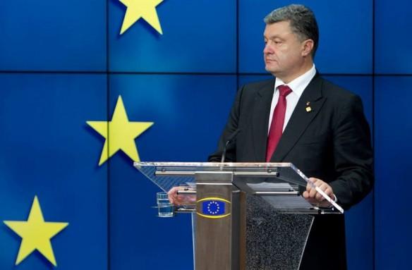 Порошенко посчитал безвизовые для украинцев страны