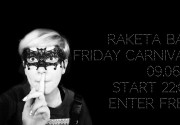 Пятница в Raketa Bar