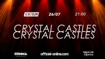 Crystal Castles в Киеве