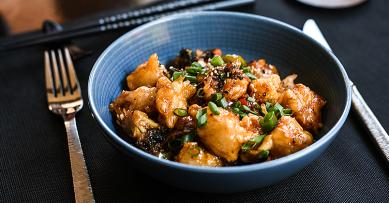 Обзор ресторана KIN KAO: новое заведение паназиатской кухни на Подоле