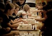 Каждое воскресенье в ресторане Montecchi Capuleti проходит детская Шахматная школа