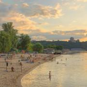 В Киеве назвали самые безопасные пляжи