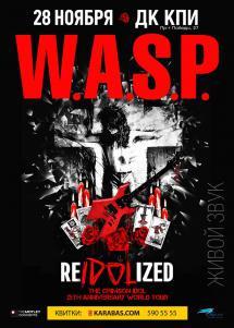 W.A.S.P. RE-IDOLIZED