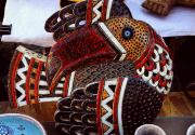 Жизнь богемы: скульптор Владимир Тузинский о любви к Киеву и глиняной посуде