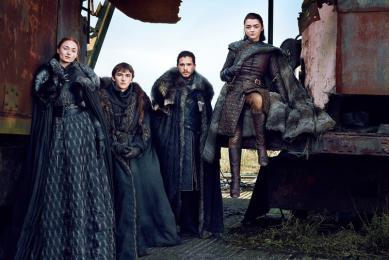 Зима здесь: 10 фактов о новом сезоне «Игры престолов»