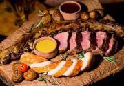 """Найбільший м'ясний сет у місті в ресторані """"ПанТеляПасе"""""""