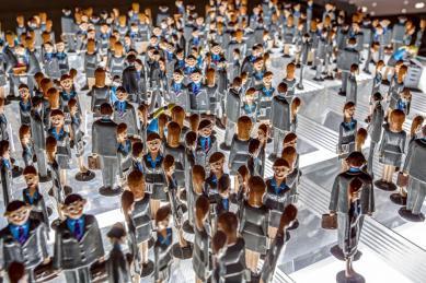 Почему нужно успеть на выставку от польских и украинских художников ART WORK в Мистецький Арсенал