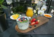 В деловое утро и целый день в выходные — элегантные и полезные завтраки в ресторане Black Market