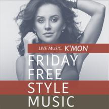 Friday Free Style Music: K'mon