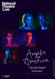 Ангелы в Америке. Часть 2 (Британский театр в кино)