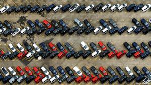 В Киеве разрешат бесплатно парковаться. Но не всегда