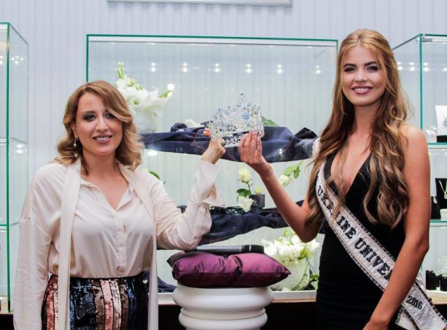 """Фото: корона """"Мисс Украина-Вселенная"""" (facebook.com/MissUniverseUkraine)"""