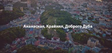 8 улиц Киева со странными названиями: зачем туда идти
