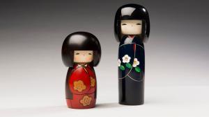 В Киеве проходит выставка японских кукол
