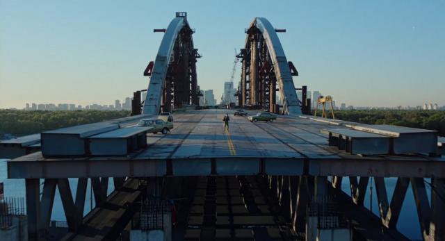 Рассчитан на 10 тыс. машин, а не 100 тыс., - Патон рассказал о состоянии знаменитого киевского моста - Цензор.НЕТ 1177
