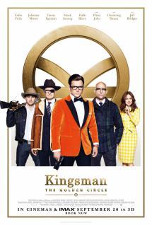 Kingsman: Золотое кольцо (На языке оригинала)