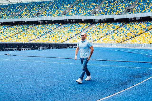 Фото: facebook.com/nsc.olimpiyskiy