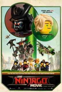LEGO Ниндзяго фильм (На языке оригинала)