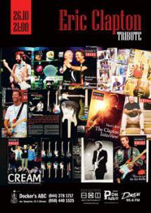 Tribute Eric Clapton